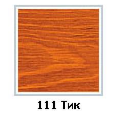 111 (Тик) СЕНЕЖ Аквадекор 0,9кг