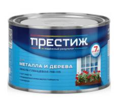 """Эмаль ПФ-115 (0,4) голубая """"Престиж"""""""