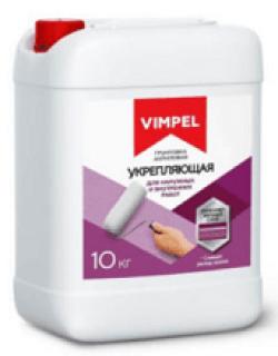 Грунт Акриловая Укрепляющая VIMPEL  5 литр