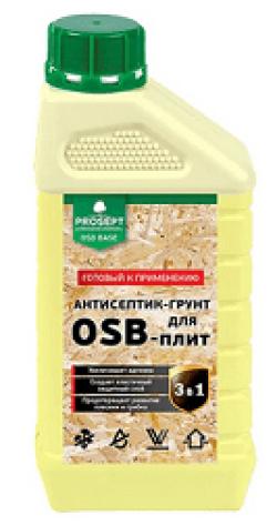 Грунт PROSEPT OSB BASE для плит OSB, 1 л